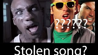 Epic Rap Battle of History steals beat from HOPSIN??!??