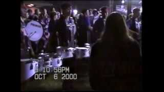 Xenia Marching Band Drum Off (2000)