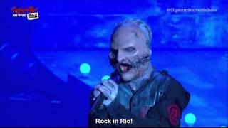Slipknot - XIX & Sarcastrophe: Rock in Rio 2015 - Legendado.