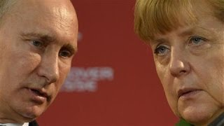 Meet The Putin Whisperer: Germany's Angela Merkel