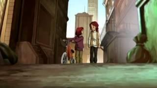 W.I.T.C.H. - season 1. episode 11. - The Stone of Threbe
