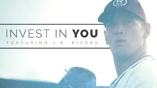 Invest In YOU - Powerful Motivational Video ᴴᴰ by J.R Rivera