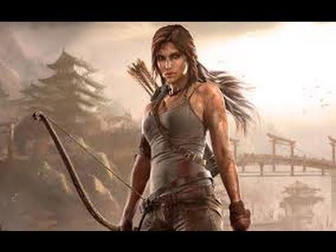 Pelan: Tomb Raider