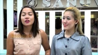 Syuting di Tengah Hutan Kulit Jenny Cortez Belang-Belang