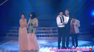 Results: The Top 3 - Live Grand Final Decider - The X Factor Australia 2013 (Part 1 of 2)