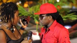 IB Speaks to Mugees of R2Bees at the Insustry Nite Ghana #1 (UNCUT)