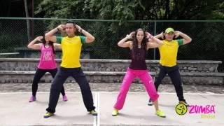 zumba TakaTaka (merengue ripiao) HONDURAS DANCE CREW