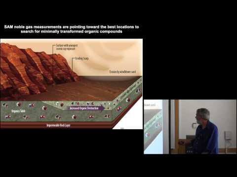 Paul Mahaffy—Exploring Ancient and Modern Mars with the MAVEN and the MSL Missions