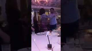 مهرجان لا لا و فضيحه ناهد السباعي في الرقص مع زوجها تثير الجدل