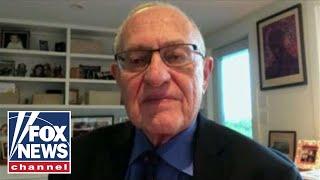 Dershowitz reacts to Strzok hearing, Russia indictments