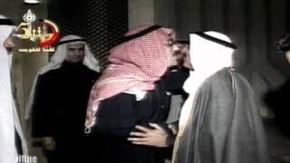 الشيخ صباح الأحمد يحضر مسرحية سيف العرب