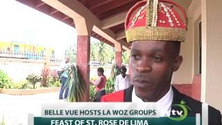 The La Woz Church Service in Belle Vue 2016