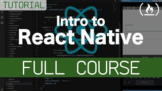 React Native - Intro Course for Beginners