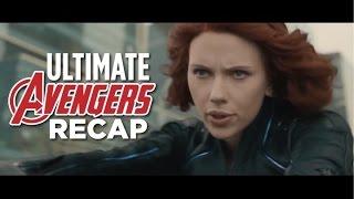 The Ultimate Avengers Recap