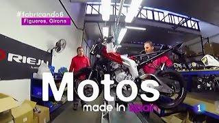 142-Fabricando Made in Spain - Motos
