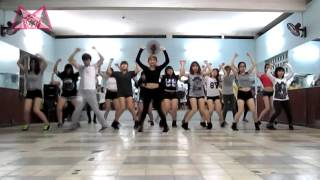 Pitbull ft  Kesha   'Timber' Dance Cover by BoBo's class mirror
