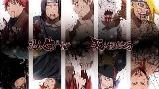 All Deaths Akatsuki Members (2017)
