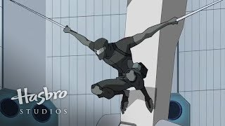 G.I. Joe: Renegades - Snake Eyes Special