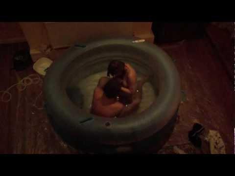 Natural Orgasmic Home Water Birth HD.mov