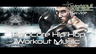 New Hardcore Hip Hop Workout Music Mix 2017 - Best Gym Training Motivation Trap Music