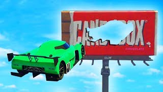 99% IMPOSSIBLE TO FLY THROUGH THE GAP! (GTA 5 Funny Moments)