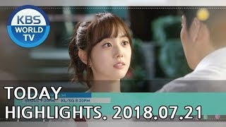 Today Highlights-Gag Concert/Immortal Songs2/Marry Me Now E34[2018.07.21]