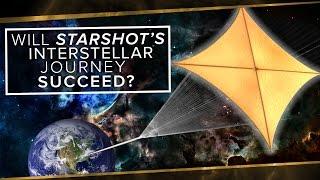 Will Starshot's Insterstellar Journey Succeed? | Space Time | PBS Digital Studios