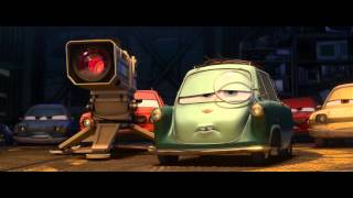 Pixar: Cars 2 - second full movie trailer (HD 1080p)