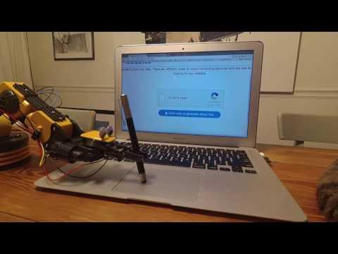 Robot beats