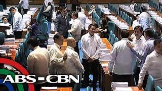 Supplemental impeachment complaint, inihain laban kay Duterte
