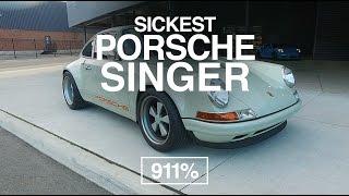 Porsche Singer, 993, 964, 911 | Toronto Porsche Meet | EP017
