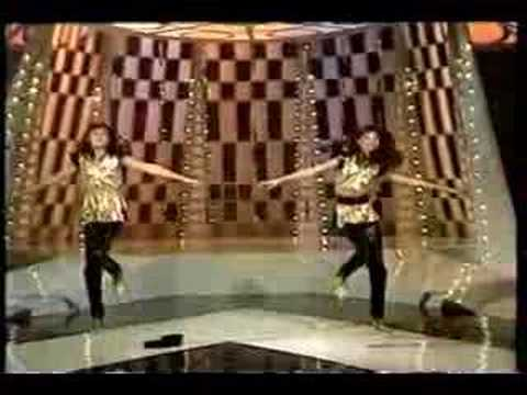 Juguemos a cantar Rock´roll Ivette y Monique