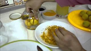 Aisha Safdar - مطبخ عيشة صفدر - مخلل ليمون