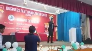 Siam in Notre dame business fest Bangladesh 2016 season 2
