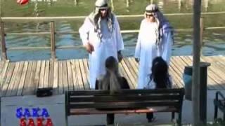Mustafa Karadeniz  Apaçi Dansı Şakası