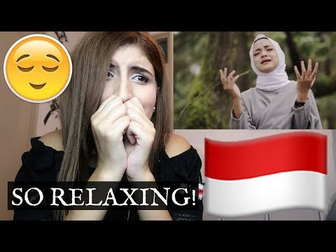 REACTING TO YA MAULANA - SABYAN
