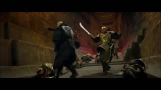 League of Gods Best Fight Scenes #1