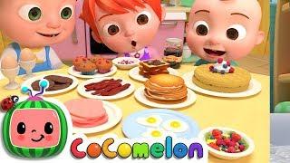 Breakfast Song | Nursery Rhymes - Cocomelon