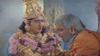 Annamayya Best Climax Scene    Annamayya Movie    Nagarjuna, Suman