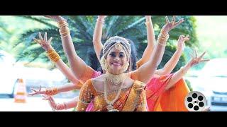 Fabulous Telugu wedding ceremony తెలుగు వివాహ వేడుక, Telugu Vivāha Vēḍuka Of Vishnu & Magnaidu