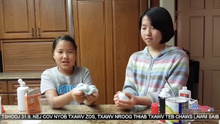 Kids Talents - Fluffy Slime with Abby Cha 5-15-2017