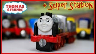 The Great Race! THOMAS AND FRIENDS ADVENTURES MERLIN Journey Beyond Sodor|SUPER STATION