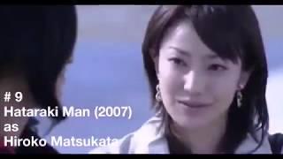 9 Kanno Miho Dramas