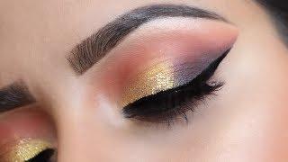 (आई मेकअप कैसे करें) How to Apply Step by Step Eyeshadow for Beginners(HINDI)| Deepti Ghai Sharma