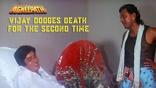 Agneepath (1990) Movie - Part 3 -  Amitabh Bachchan, Mithun Chakraborty