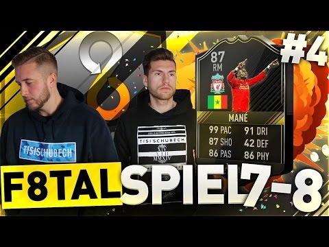 FIFA 17: OTW F8TAL GERMANY #4 DAS COMEBACK VON MANÉ ?!?! 😱😳 ULTIMATE TEAM (DEUTSCH)
