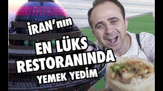 İran'da 10.000.000 Riyal'e Yemek Yedim| İRAN