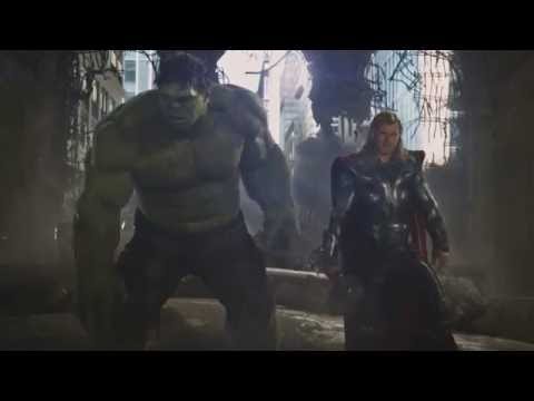 There is something on your face it was pain (Avengers)