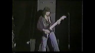 RATT - Lay It Down & Warren Solo (live 1989) Tokyo