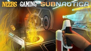 MY SUBMARINE IS ON FIRE! | Subnautica #18